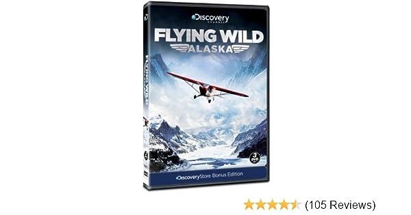 Amazon com: Flying Wild Alaska: Season 1 (3-Disc Bonus Edition): Jim