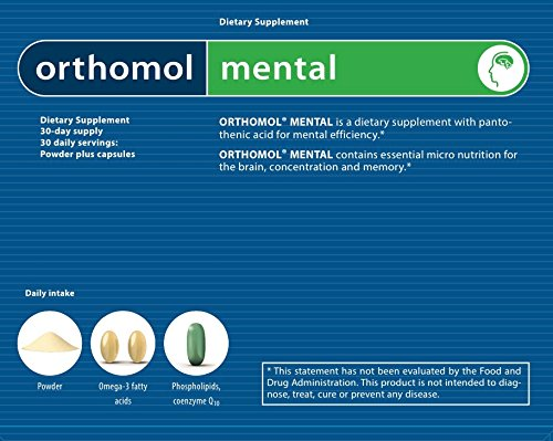 Original Orthomol® Mental by Original Orthomol®