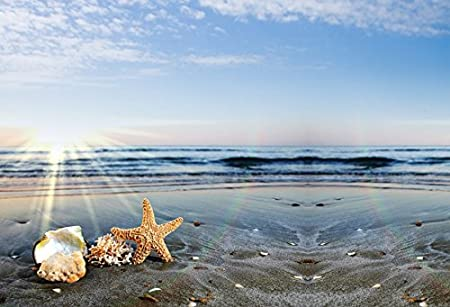 8x6.5ft Sunlight Shines Into The Sea Polyester Photography Background Undersea World Backdrop Blue Seawater Summer Holiday Decoration Aquarium Wall Decor Deep Sea Diving Photo Studio Ocean