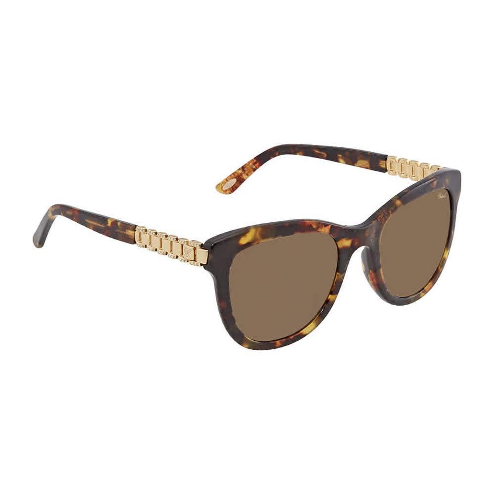 Amazon.com: Chopard SCH 166 g 01 AY Carey/de oro mujeres ...