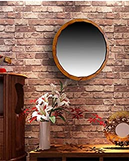 product image for Piazza Pisano Wine Quarter Barrel Mirror