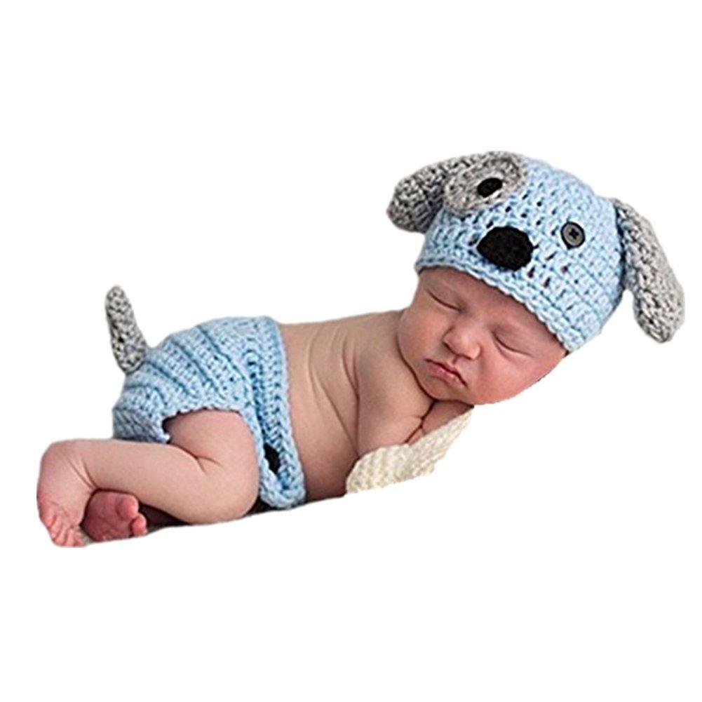 Neugeborenes Baby Kost/üm Rose H/äschen Foto Props Baby Fotografie Requisiten Isuper Baby Kost/üm