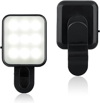 CHSMONB Mini LED Selfie Light