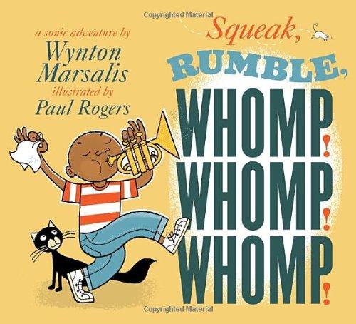Squeak, Rumble, Whomp! Whomp! Whomp!: A Sonic Adventure