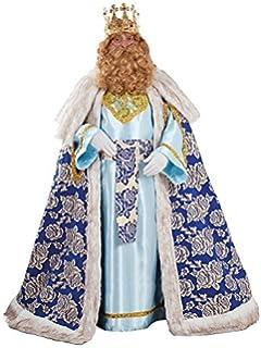 Disfraz de Rey Mago Baltasar Navidad: Amazon.es: Juguetes y ...