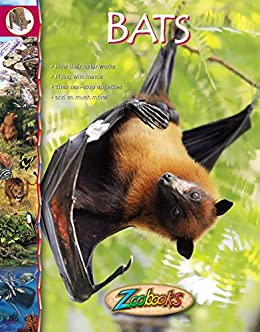 Zoobooks Bats Kindle Edition By Wildlife Education Ltd Children