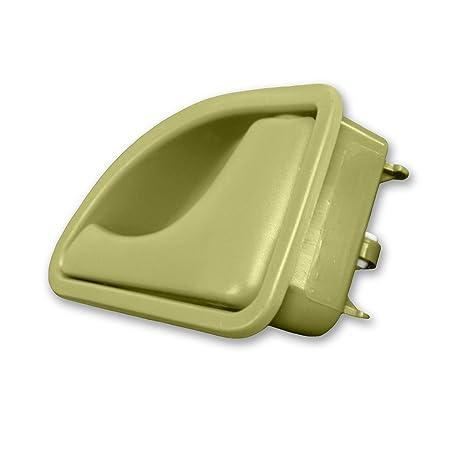 Manilla de puerta de interior verde delantero derecha para Renault Twingo Kangoo