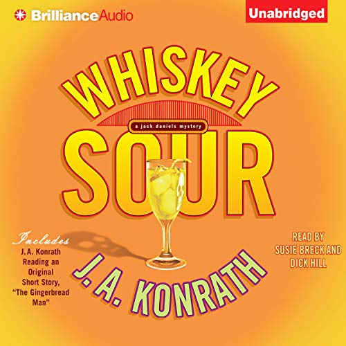 Whiskey Sour Audiobook [Free Download by Trial] thumbnail