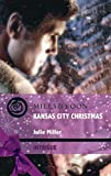 Front cover for the book Kansas City Christmas by Julie Miller