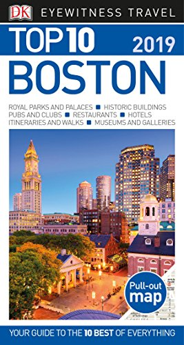Top 10 Boston (Pocket Travel Guide) (10 Best Places To Visit In Massachusetts)