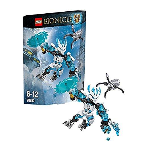Envío 100% gratuito LEGO Bionicle - - - Guardianes del Hielo (70782)  suministro de productos de calidad