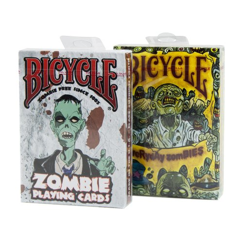 Bicycle Zombie Playing 2 pack