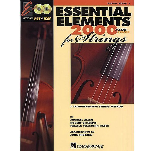 Essential Elements Violin BK1 With EEi ()