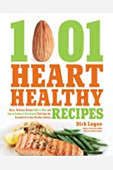 1,001 Heart Healthy Recipes Kindle Edition