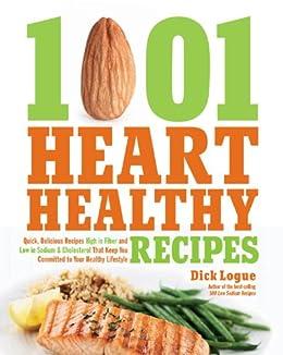 Amazon 1001 heart healthy recipes ebook dick logue kindle store 1001 heart healthy recipes by logue dick forumfinder Images