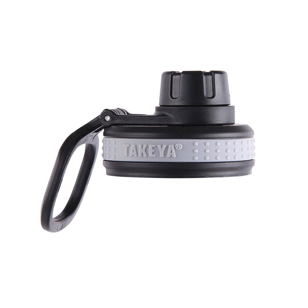 Takeya Originals Bottle Spout Lid, Steel