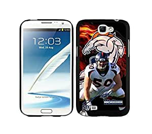NFL&Denver Broncos-J.D. Walton_Samsung Note 2 7100 Case Gift Holiday Christmas Gifts cell phone cases clear phone cases protectivefashion cell phone cases HLNA605586001