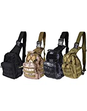 600D Military Tactical Backpack Shoulder Camping Hiking Camouflage Bag Hunting Backpack Utility