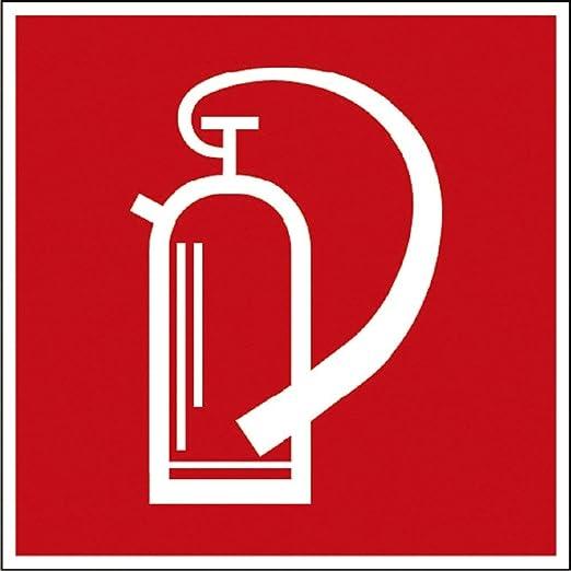 HSK Cartel de Advertencia - Protección contra Incendios ...