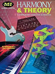 Harmony And Theory Gtr: A Comprehensive Source for All Musicians (Essential Concepts)