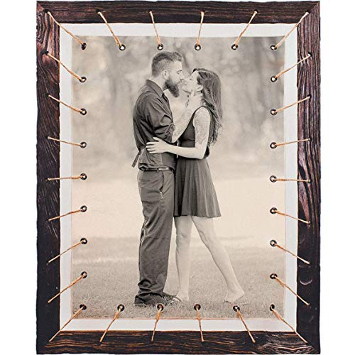 Leather Picture - HANDMADE - Birthday Gifts for Him or Her