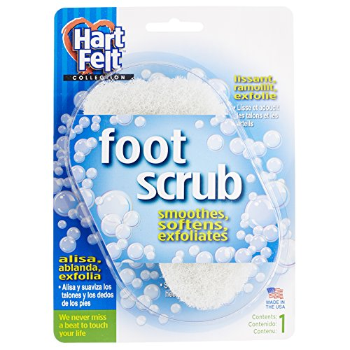 Compac Foot Scrub (Pack of 30) (packaging may vary) by Compac