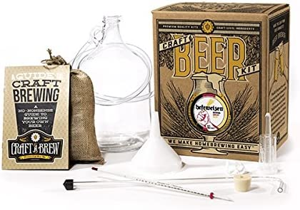 new styles fantastic savings info for Craft A Brew Home Brewing Kit for Beer – Craft A Brew Hefeweizen Beer Kit –  Starter Set 1 Gallon - Reusable Make Your Own Beer Kit