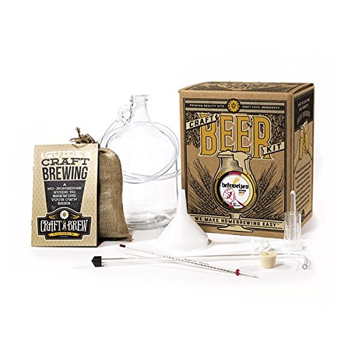 Craft Brew Hefeweizen Beer Brewing product image
