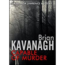 Capable of Murder (Belinda Lawrence Mystery Book 1)