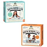 SCIENCE ACADEMY: BATH BOMB AND BATH SCRUB: SET OF 2