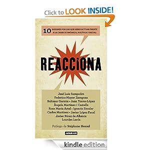 Reacciona (Spanish Edition) Rosa Maria Artal