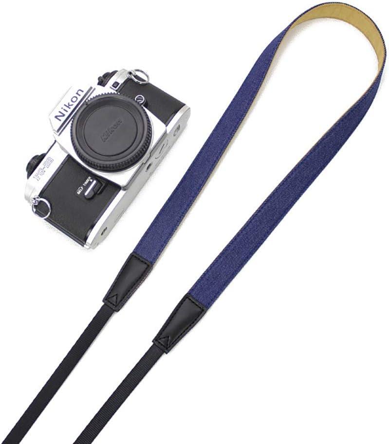 SHUTU Camera Srtap Shoulder Neck Strap Vintage DSLR Camera Belt