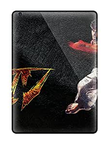 New Style OvenTikader Hard Cases Covers For Ipad Air- Chun Lstreet Fighter 4