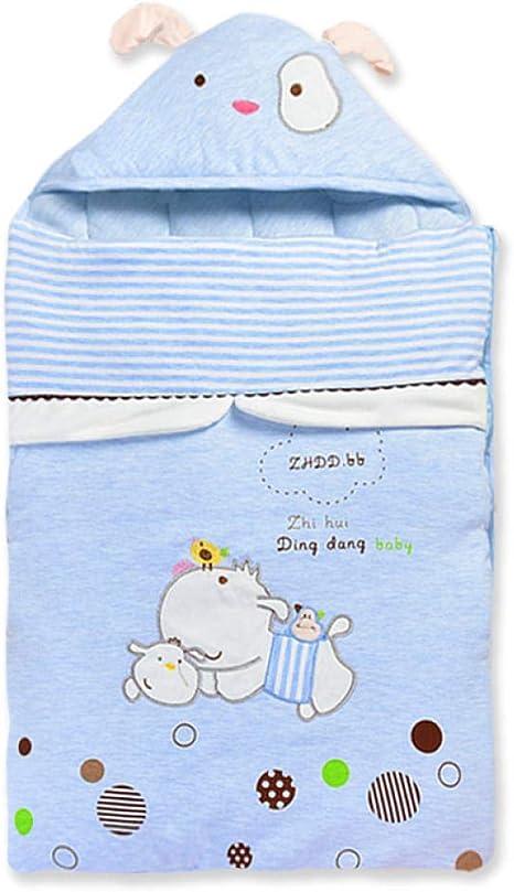 Saco De Dormir Seguro Para Bebés (0 A 12 Meses) Algodón De Color, Recién Nacido, Edredón, Algodón, Doble Uso: Amazon.es: Bebé