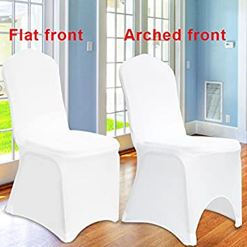 plastic dining chair slipcover high quality 200 gsm chair covers spandex lycra universal