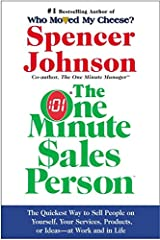 The One Minute Sales Person Hardcover