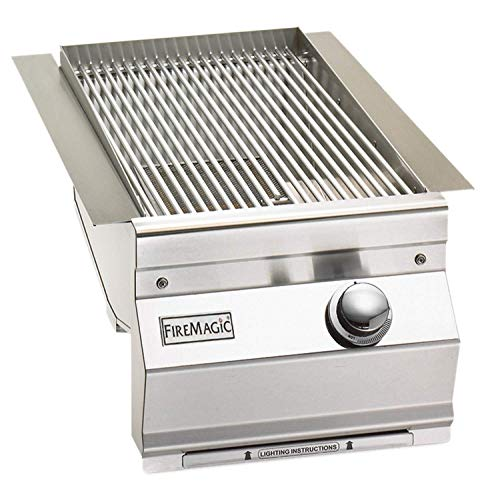 Fire Magic Built-in Single Searing Station (3287-1), Natural Gas