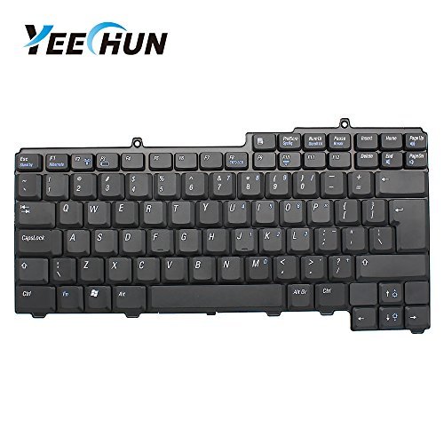 - YEECHUN US Layout Repalcement Keyboard for Dell Inspiron 1300 B120 B130 Series