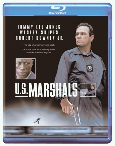 Blu-ray : U.S. Marshals (Blu-ray)