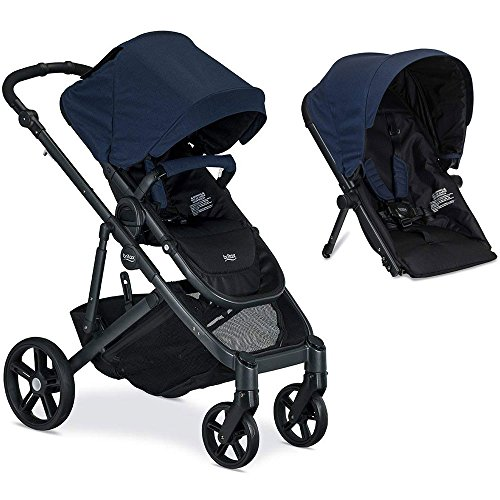 Britax B-Ready G3 Stroller with Second Seat Double Stroller