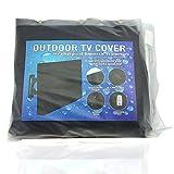 DIFEN Outdoor TV Cover, New Design Bottom