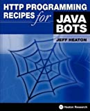 img - for HTTP Programming Recipes for Java Bots book / textbook / text book