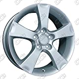 17'' All Painted Silver  OEM Wheels for 04-06 MAZDA 3