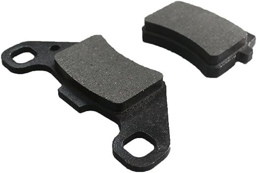 Aisen 2/x frein Frein Frein Convient Dirt Bike Pit Bike Quad ATV arri/ère frein /à disque pour ATV Quad 110//125/cc