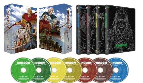 キングダム コレクションBOX2(王都奪還篇)