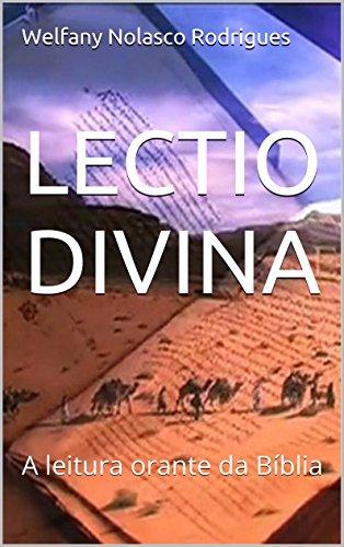 e-book leitura orante da Bíblia