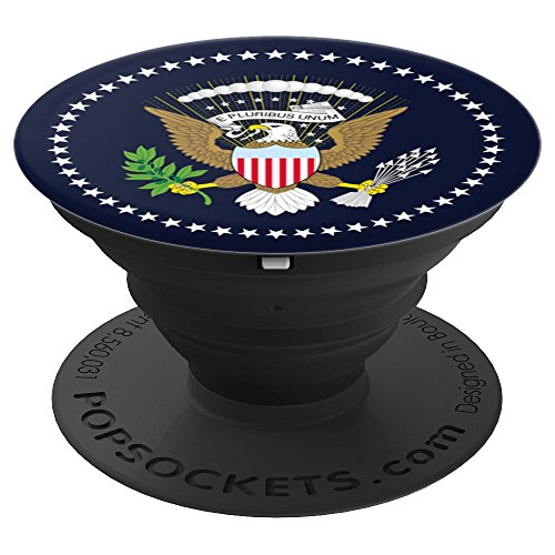 (United States of American Presidential Seal of USA PopSocket - PopSockets Grip and Stand for Phones and Tablets)