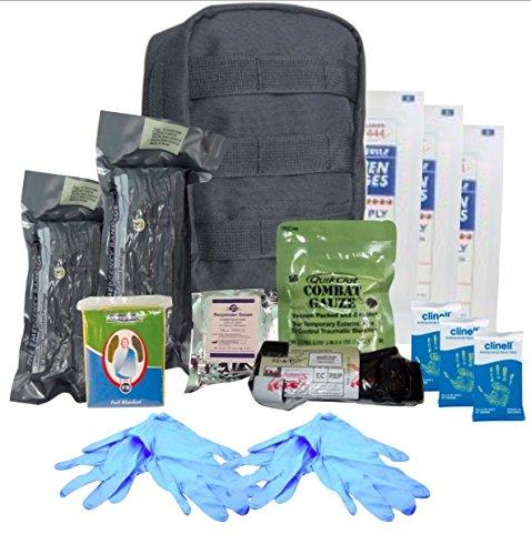 Terrorist Critical Response- Trauma Kit (Mil Spec)