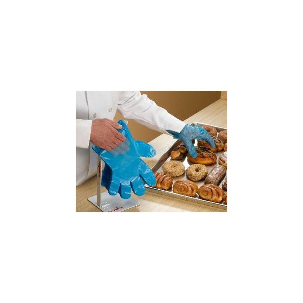 FoodHandler 104-FHQFX17 QuickFit L/XL Poly Gloves - 2000/CS