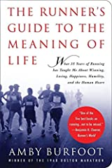 The Runner's Guide to the Meaning of Life Turtleback